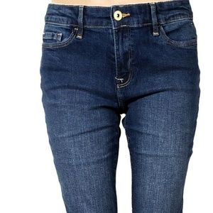 Tommy Hilfiger Bright Blue Wash Skiiny Jeans Size